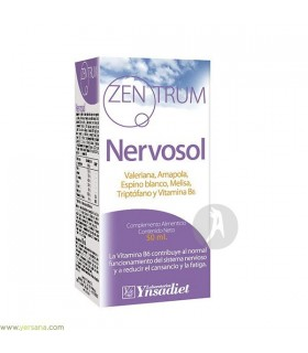 Nervosol Zentrum  · Ynsadiet · 50Ml