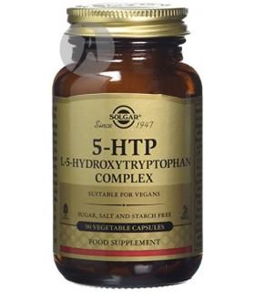5-HTP · SOLGAR · 90 Cápsulas