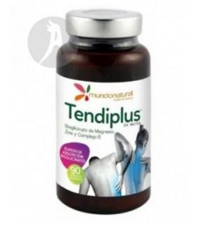 Tendiplus · Mundonatural · 90 Cápsulas