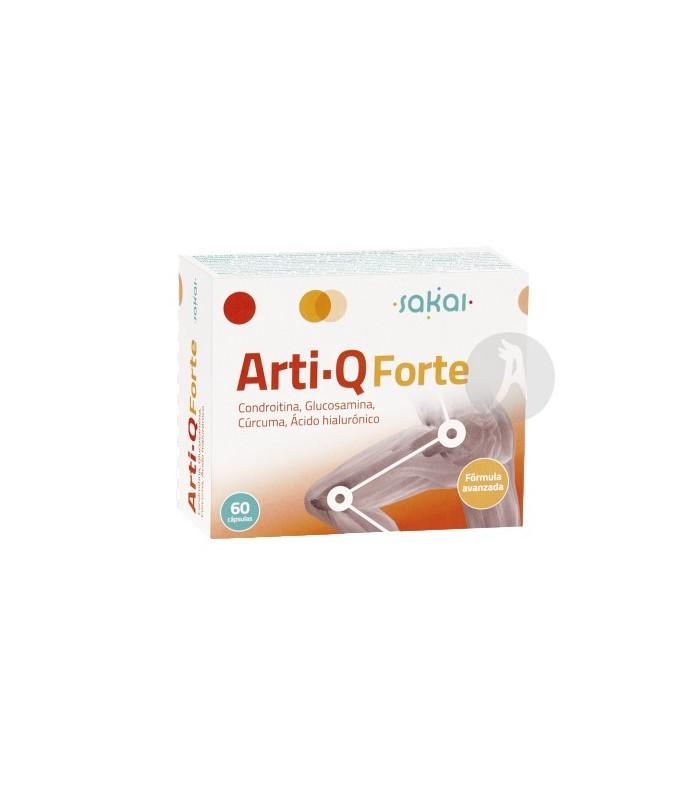 Arti-Q Forte · Sakai · 60 Cápsulas