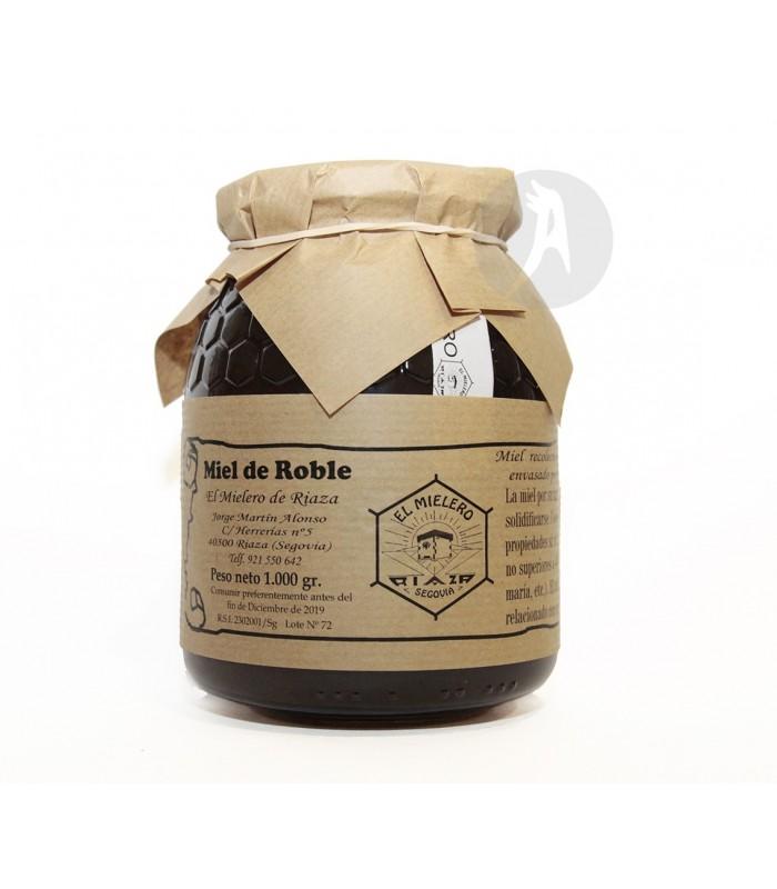 Miel de Roble · El Mielero de Riaza · 1 Kg