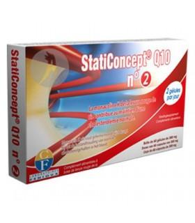 Staticoncept Q10 N2 · Fenioux · 60 Cápsulas