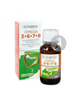 Omega 3-6-7-9 · Marnys · 125 Ml