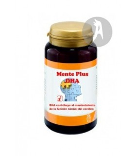 Mente Plus DHA  · DIS · 60 Cápsulas