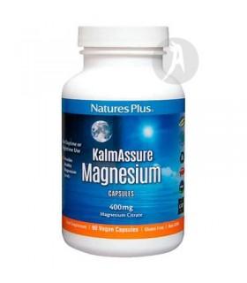 Kalmassure Magnesium · Nature´s Plus · 90 Cápsulas