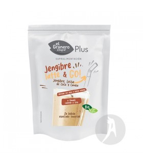 Jengibre Latte and Go · El Granero Integral Bio · 150 Gr
