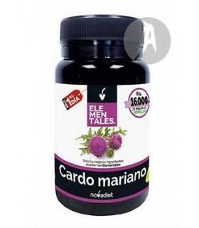 Cardo Mariano Elementales · Novadiet · 30 Cápsulas
