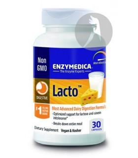 Lacto Enzymedica · Nutrinat · 30 Cápsulas