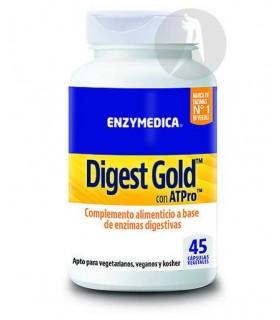 Digest Gold ATPro Enzymedica · Nutrinat · 45 Cápsulas