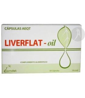Liverflat - Oil · Comdiet · 60 Cápsulas