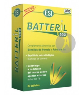 Batteril 900 · ESI · 30 Tabletas