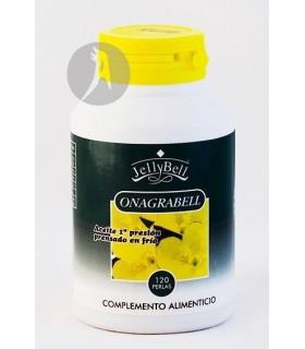 Onagrabell Aceite de Onagra  · Jellybell · 120 Perlas