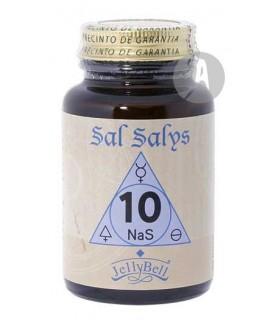 Sales Schússler Sal Salys 10 NaS · JellyBell · 90 Comprimidos