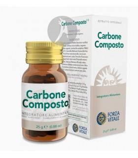 Carbone Composto · Forza Vitale · 25 Gr