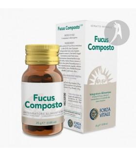 Fucus Composto · Forza Vitale · 25 Gr