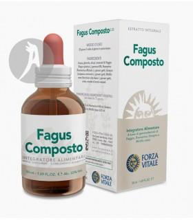 Fagus Composto · Forza Vitale · 50 Ml