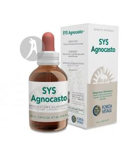 SYS Agnocasto (Sauzgatillo) · Forza Vitale · 50 Ml