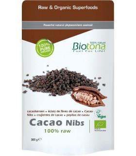 CACAO NIBS BIOTONA 300G