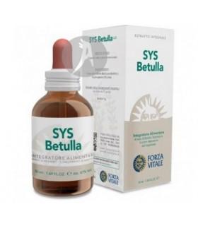 SYS Betulla (Abedul) · Forza Vitale · 50 Ml