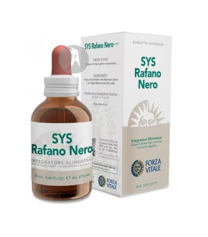 SYS Rafano Nero (Rábano Negro) · Forza Vitale · 50 Ml