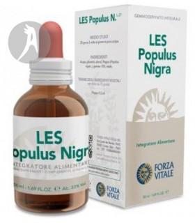 LES Populus Nigra (Chopo Negro) · Forza Vitale · 50 Ml