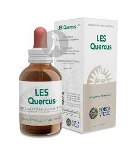 LES Quercus Peduncolata (Encina) · Forza Vitale · 50 Ml
