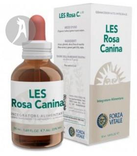 LES Rosa Canina (Rosal Silvestre)  · Forza Vitale · 50 Ml