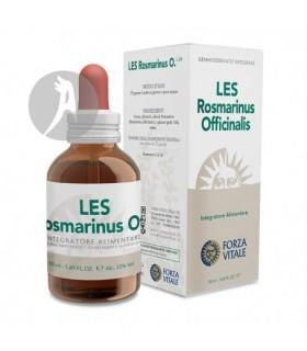 LES Rosmarino Officinalis (Romero) · Forza Vitale · 50 Ml