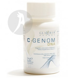 C-Genom DNA · Glauber Pharma · 60 Comprimidos