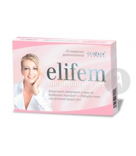 Elifem · Glauber Pharma · 30 Cápsulas