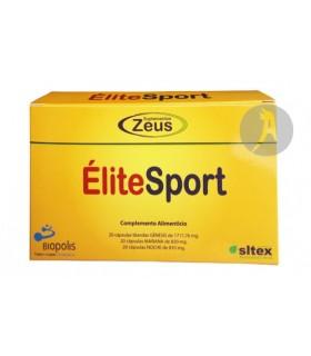 ÉliteSport · Zeus · 60 Cápsulas