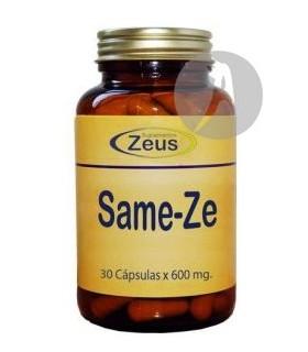 Same Ze · Zeus · 30 Cápsulas