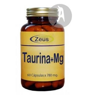 Taurina + Mg · Zeus · 60 Cápsulas