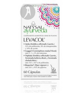 Ayurveda Levacol · Natysal · 60 Cápsulas