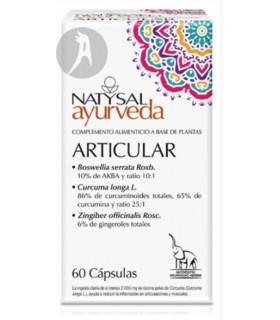 Ayurveda Articular · Natysal · 60 Cápsulas