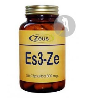 ES3-ZE · Zeus · 30 Cápsulas