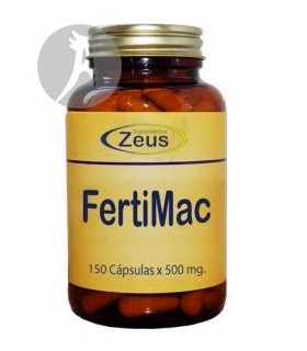 Fertimac · Zeus · 150 Cápsulas
