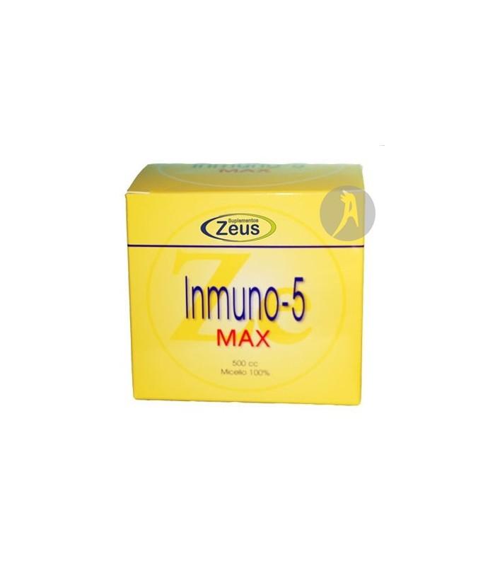 Inmuno 5 Max · Zeus · 500 cc