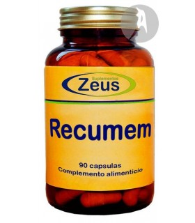 Recumem · Zeus · 90 Cápsulas