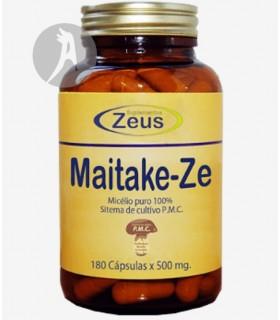 Maitake-Ze · Zeus · 180 Cápsulas
