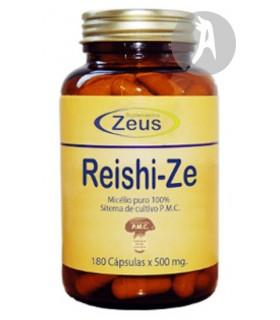 Reishi-Ze · Zeus · 180 Cápsulas