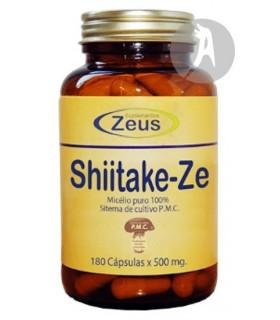 Shiitake-Ze · Zeus · 180 Cápsulas