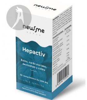 Hepactiv · Herbora · 30 Comprimidos
