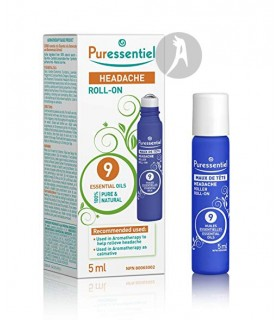 Headache Roll-On · Puressentiel · 5 Ml