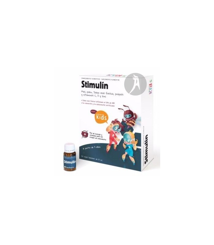 Stimulin Senda Kids Jalea Real Infantil · Herbora · 20 Viales