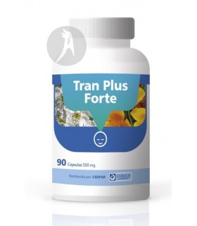 Tran Plus Forte · Anroch · 90 Cápsulas