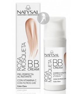 BB Cream Rosa Mosqueta · Natysal · 30 Ml