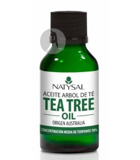 Tea Tree Oil  (Árbol del Té) · Natysal · 15 Ml