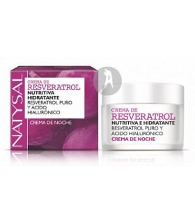 Crema Resveratrol · Natysal · 50 Ml