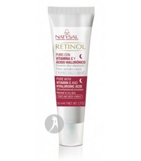 Crema Retinol Antiarrugas · Natysal · 50 Ml